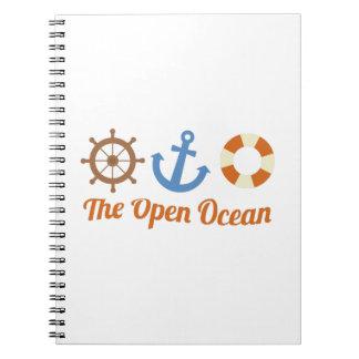 The Open Ocean Notebooks