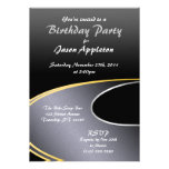 The Open Road - Birthday Party Invitations