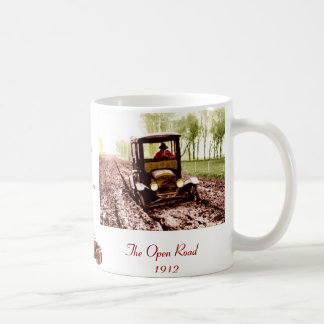 The Open Road Coffee Mug