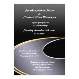 """The Open Road - Wedding Invitations 5"""" X 7"""" Invitation Card"""
