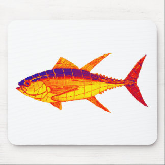 THE OPEN WATER MOUSE PAD