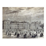 The Opening of Keble College, Oxford Postcards