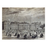The Opening of Keble College, Oxford Posters