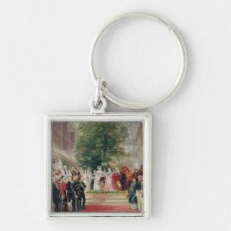 The Opening of the Great Exhibition, 1851-52 Keychain