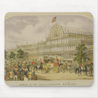 The Opening of the Great Exhibition, May 1st 1851, Mouse Pad