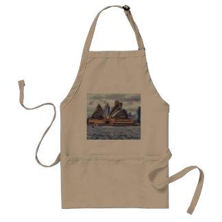 The opera house adult apron