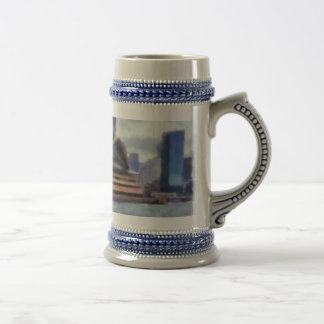 The opera house beer stein