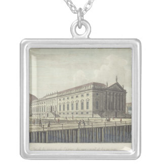 The Opera House Berlin Personalized Necklace