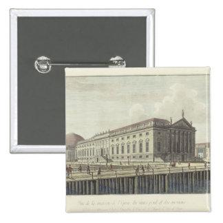 The Opera House, Berlin Pinback Button