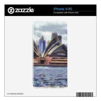 The opera house skins for iPhone 4S