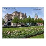 The Opera House, Stockholm, Phot... Postcard