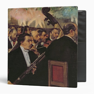 The Opera Orchestra, c.1870 Vinyl Binders