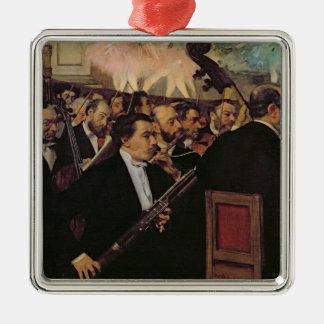 The Opera Orchestra, c.1870 Metal Ornament