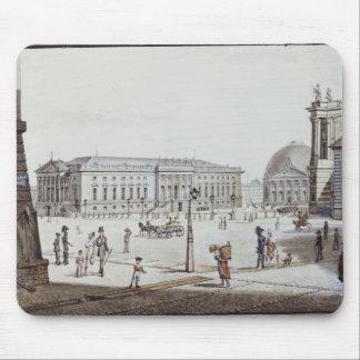 The Opernplatz, Berlin Mouse Pad
