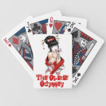 The Opiate Odyssey Playing Cards
