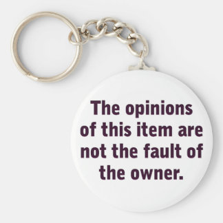 The opinion of this item keychains