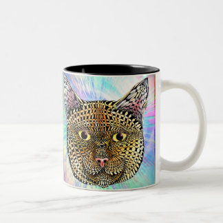 The Opportunist Two-Tone Coffee Mug