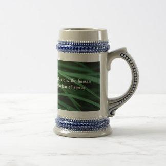 The Optimist Mugs