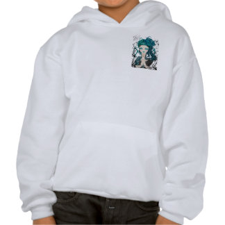 The Oracle Hooded Sweater Hooded Pullover