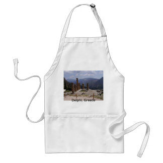 """The """"Oracle of Delphi"""" Adult Apron"""