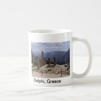 "The ""Oracle of Delphi"" Coffee Mug"