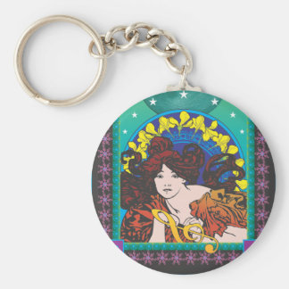 The Oracles of Music Keychain
