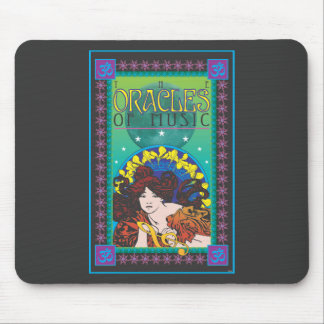 The Oracles of Music Mouse Pad