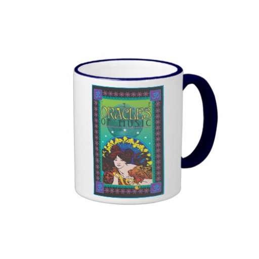 The Oracles of Music Mugs