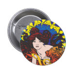 The Oracles of Music Pinback Button
