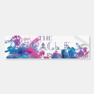 The Oracle's Refuge Car Bumper Sticker