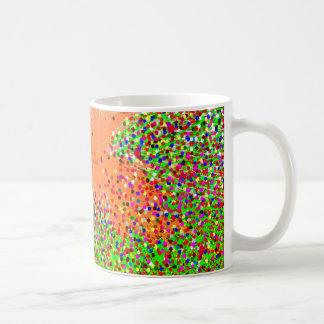 The Orange Coy Fish Coffee Mug