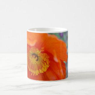 The Orange Flower Magic Mug