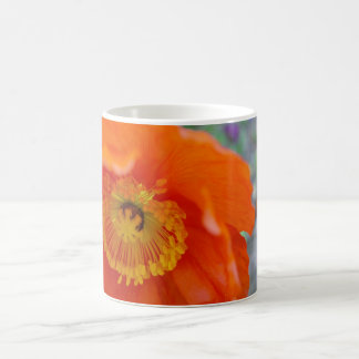 The Orange Flower Mugs
