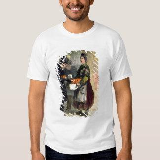 The Orange Seller, from 'Les Femmes de Paris' T-Shirt