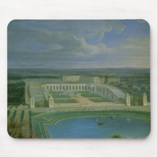 The Orangery and the Chateau at Versailles, 1696 Mouse Pad