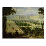 The Orangery at Versailles Postcard