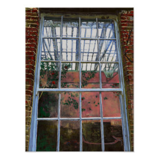 The orangery window 2012 poster