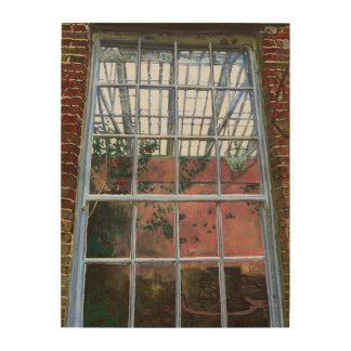 The orangery window 2012 wood wall decor