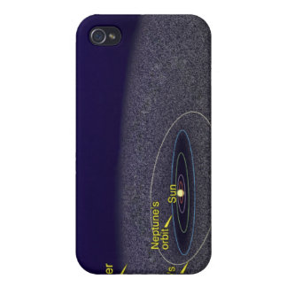 The orbit of the binary Kuiper Belt object iPhone 4/4S Covers