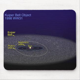 The orbit of the binary Kuiper Belt object Mousepads