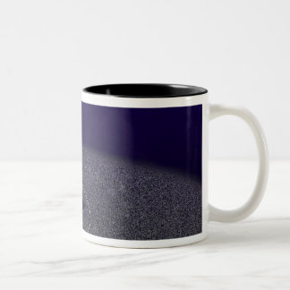 The orbit of the binary Kuiper Belt object Two-Tone Coffee Mug