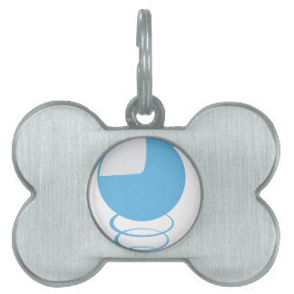 the orbx pet ID tag