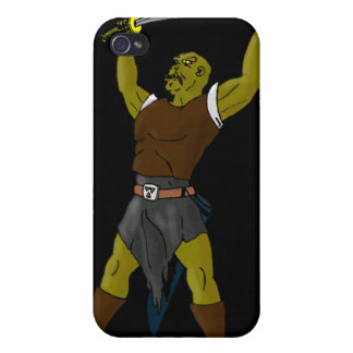 The Orc Case For iPhone 4