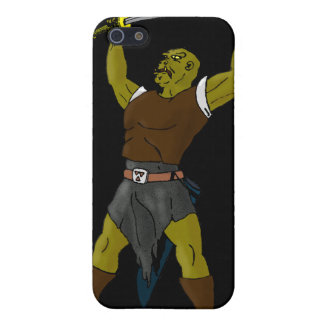 The Orc Cover For iPhone SE/5/5s