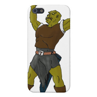 The Orc iPhone SE/5/5s Case