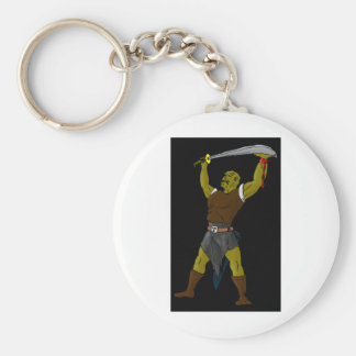 The Orc Keychain