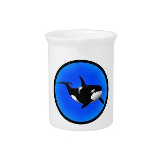 THE ORCA DREAM DRINK PITCHER