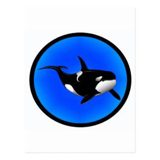 THE ORCA DREAM POSTCARD
