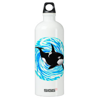 THE ORCA DREAMS WATER BOTTLE