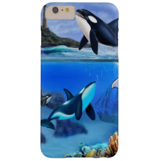 The Orca Family Barely There iPhone 6 Plus Case